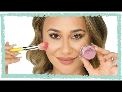 How To Make Your Own Blush - Organic & Simple!