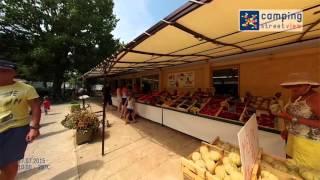 TEASER Domaine La Yole - Vendres Plage Languedoc Roussillon | Camping Street View