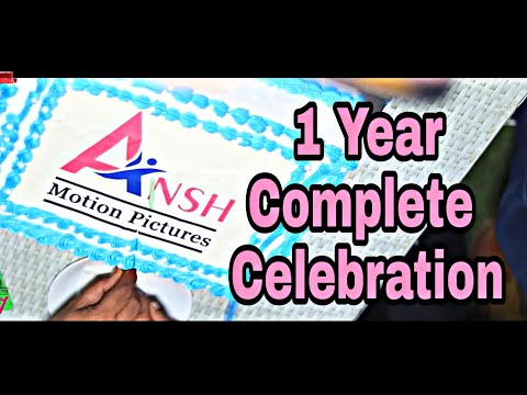 Celebration Party Of 1 Year Completion Of Ansh Motion Pictures With All Haryanvi Celebrites