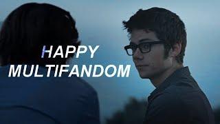 » happy multifandom   be okay (3k!) Mp3