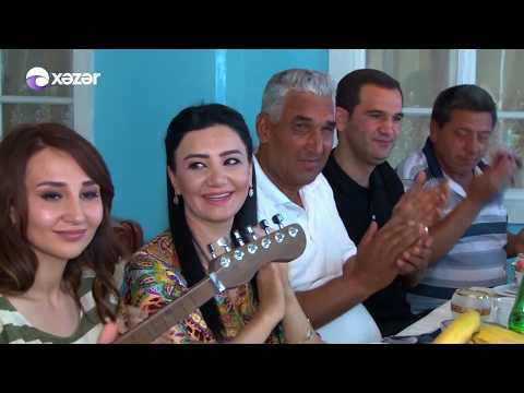 EVDƏKİLƏRƏ SALAM - Kürdəmir 16.07.2017