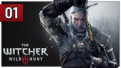 Let's Play The Witcher 3 Blind Part 1 - Back in Temeria - Wild Hunt GOTY PC Gameplay