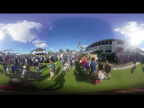 The Kamehameha Schools' Ho'olaulea 2019 #2 - a 360° Virtual Reality Video