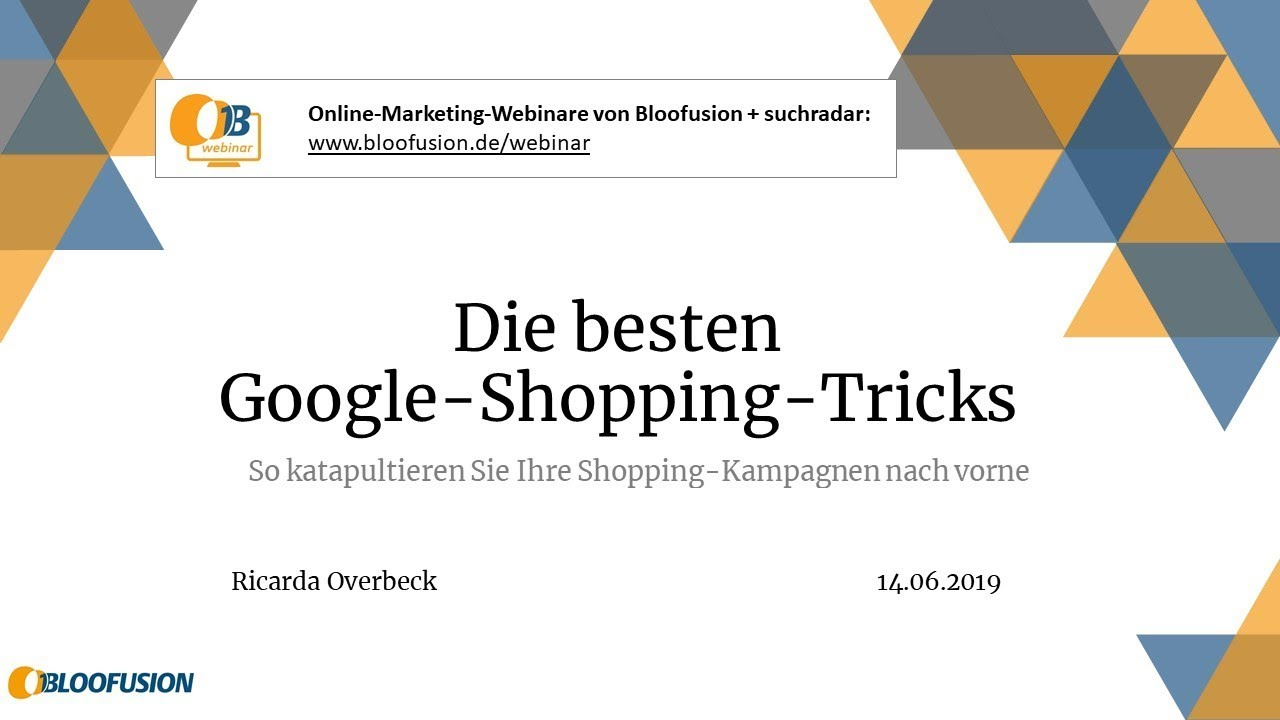 Die besten Google Shopping Tricks: So katapultieren Sie Ihre
