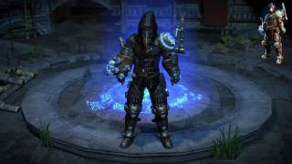 Path of Exile: Stormcaller Armour Set