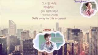 Seventeen Team D -  떠내려가 Drift Away [Lyrics - HD]