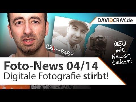 [HD] Foto-News 04/2014 : Digitale Fotografie stirbt (ein bisschen ;) ! [deutsch]