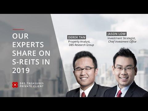 S-REITs opportunities in 2019
