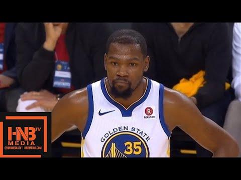 Golden State Warriors vs Houston Rockets 1st Qtr Highlights / Game 3 / 2018 NBA Playoffs