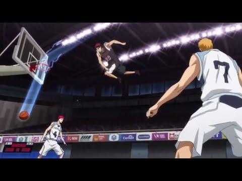 Kuroko No Basket | Kagami vs Akashi | Episode 67 [Kagami Meteor Jam's] - VOSTFR