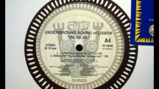 Underground Sound of Lisbon - Dance With Me - 1994 - Vinyl