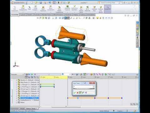 SolidWorks Animator Tutorial