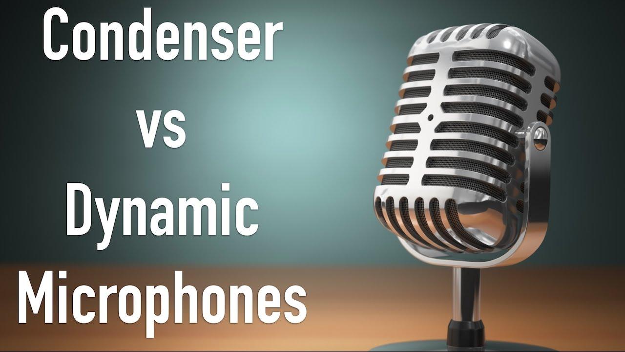 condenser microphone vs dynamic microphone samson c01u vs rode videomic go youtube. Black Bedroom Furniture Sets. Home Design Ideas