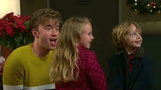 Asher Days of Our Lives Xmas 2018