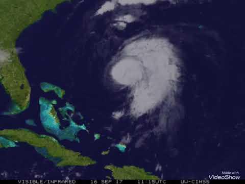HURACAN JOSE AVISO #43 , OBSERVAMOS DE CERCA INVEST 91L en dirección al Caribe