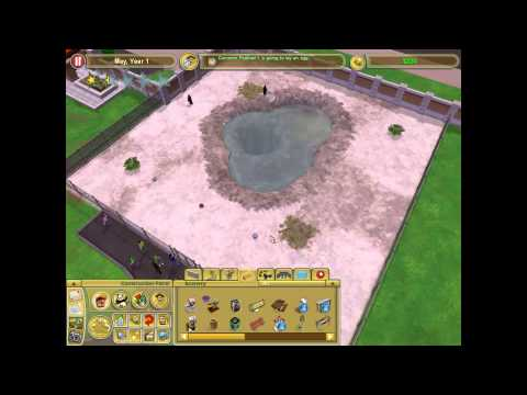 Zoo Tycoon 2 - The Globe - The World's Biomes Walkthrough PC
