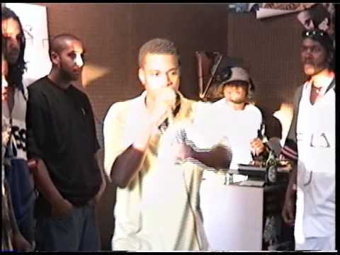 Watch a 19-Year-Old Kanye West Rap at Fat Beats