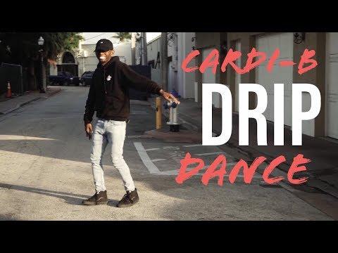 Cardi B - Drip feat. Migos Dance!