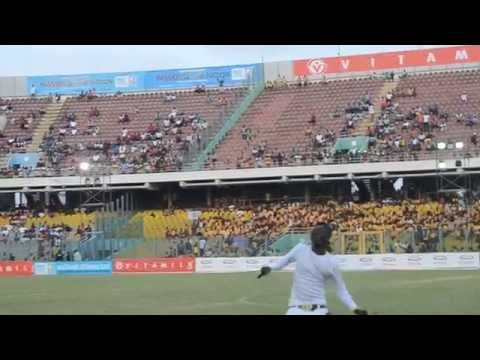 Shatta Wale Performance at MO Ibrahim's Governance Cup at The Accra Sports Stadium
