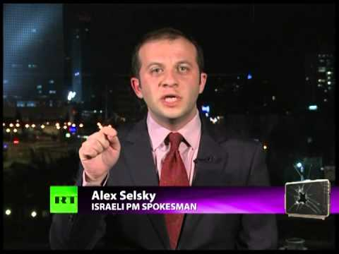 Netanyahu Spokesman Apologizes for Bombing RT in Gaza - Full Interview