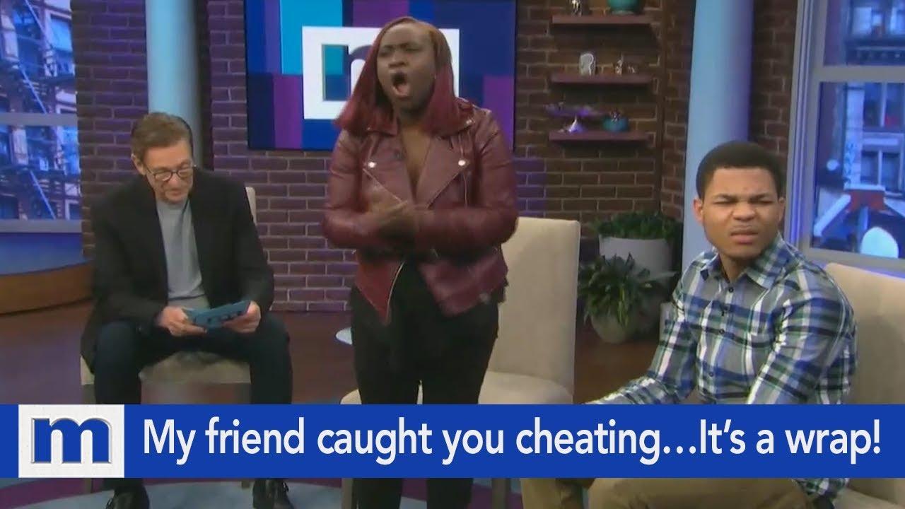 Caught Cheating Hidden Camera