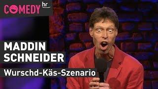 Maddin Schneiders Isch-hab-ein'-an-de-Waffel-Gedanken