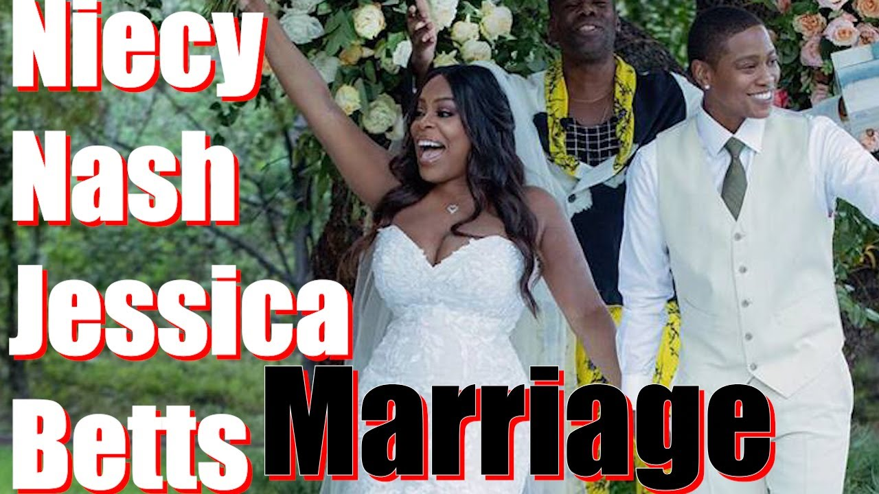 Niecy Nash Reveals Surprise Marriage to Jessica Betts Less Than a ...