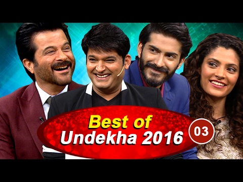 Best of Undekha 2016 | Part 03 | The Kapil Sharma Show | Celebrity Interview Special | Sony LIV | HD
