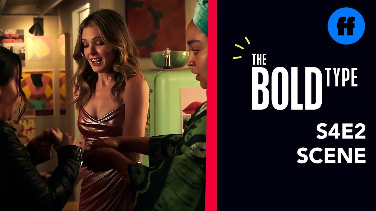 Download The Bold Type Season 4, Episode 2   Jane & Kat Find Out Sutton Is Engaged   Freeform