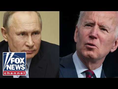 Biden says he doesn't think Putin is testing him