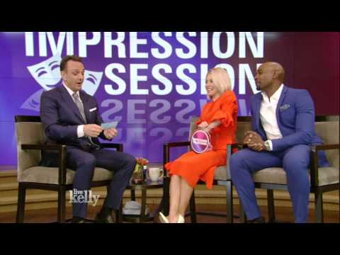 Hank Azaria Plays Impression Session