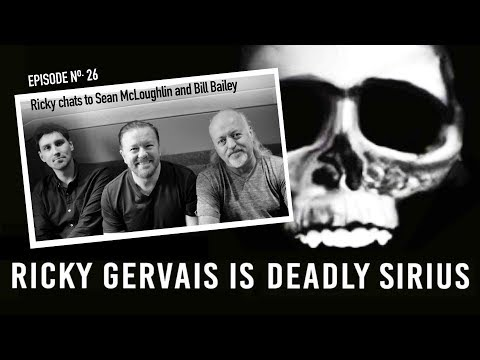 RICKY GERVAIS IS DEADLY SIRIUS #026 Mp3