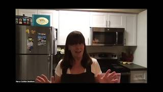 Live Cooking Demonstration with Marcy Carriker Smothers