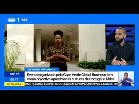 Cape Verde Global Business em directo no Bom Dia Portugal |  RTP | Network for Africa