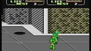 Download Video NES Longplay - Teenage Mutant Ninja Turtles 2 (TwoPlayer mode) MP3 3GP MP4