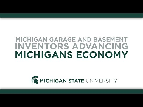 Michigan Garage and Basement Inventors Advancing Michigan's Economy