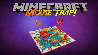 Mouse Trap in Minecraft! - Team Redstone Version