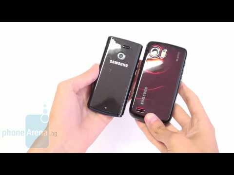 Samsung OmniaLITE B7300 Превю