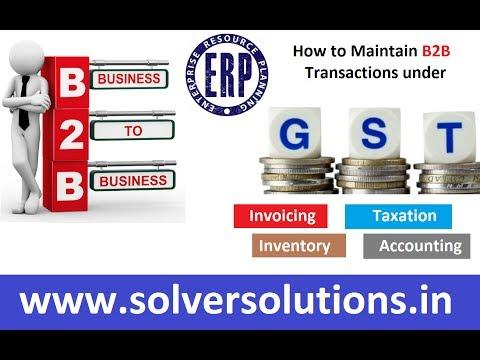 GST B2B Invoice Format, GSTR-1 E-Filing, HSN Codes List, GST Number Format