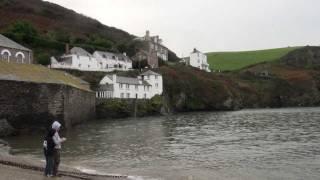 Port Wenn (Port Isaac) where ITV s Doc Martin is filmed, 1/2, 25/10/2011