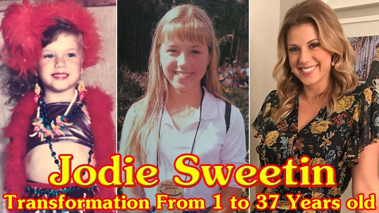 Jodie Sweetin Transformation From 1 To 37 Years Old Youtube