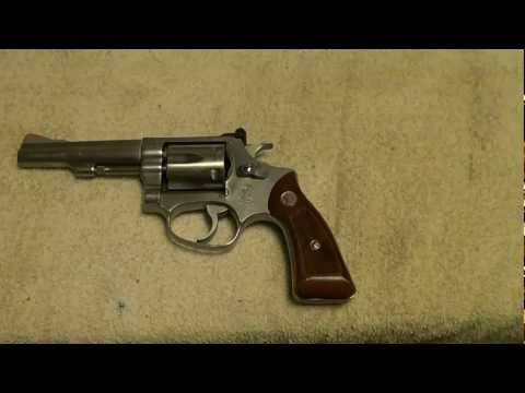 Smith & Wesson model 63 Kit Gun .22LR