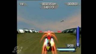 HSX: Hypersonic.Xtreme PlayStation 2 Gameplay_2002_09_27_1