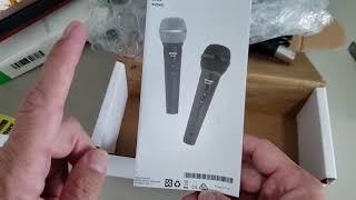 OpenBox - Microfone SHURE SV20…