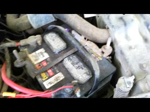 How to install a basic push start switch