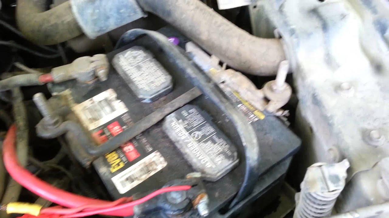 2002 F150 Starter Wiring Diagram Vw Golf Radio How To Install A Basic Push Start Switch Youtube