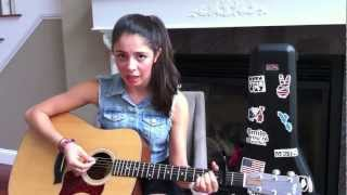 Cher Lloyd - Superhero - Acoustic Cover