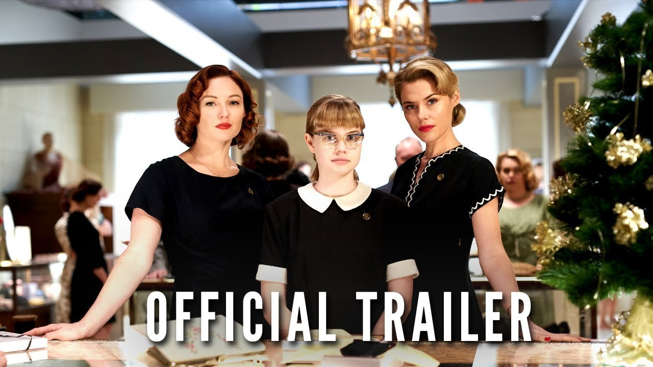 Ladies In Black Official Trailer In Cinemas September 20 Youtube