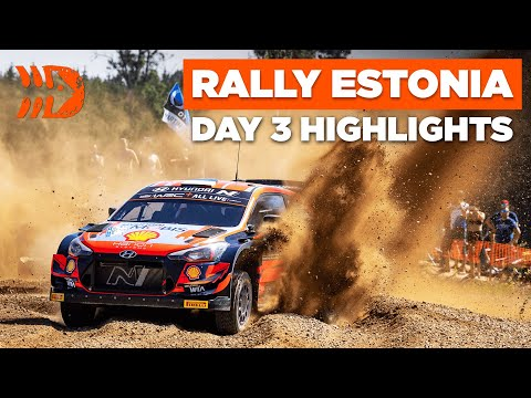 Rally Estonia 2021 - HIGHLIGHTS | Day 3