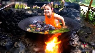 Tourism Amazing Filipino Cannibals Live Big Pot | An Hour